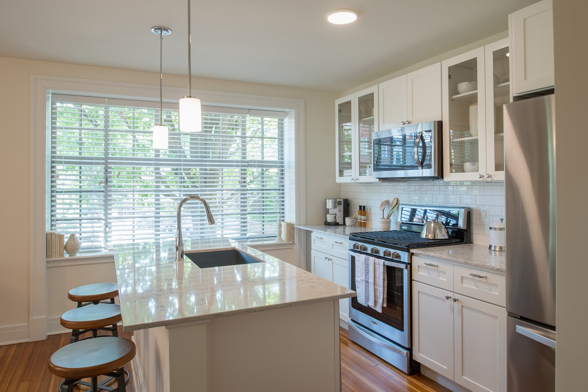 South Cathedral Mansions Interior Photo Gallery | Woodley Park, DC